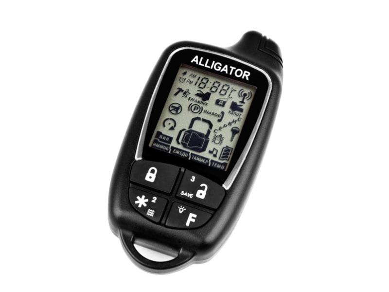 сигнализация аллигатор td-320 инструкция