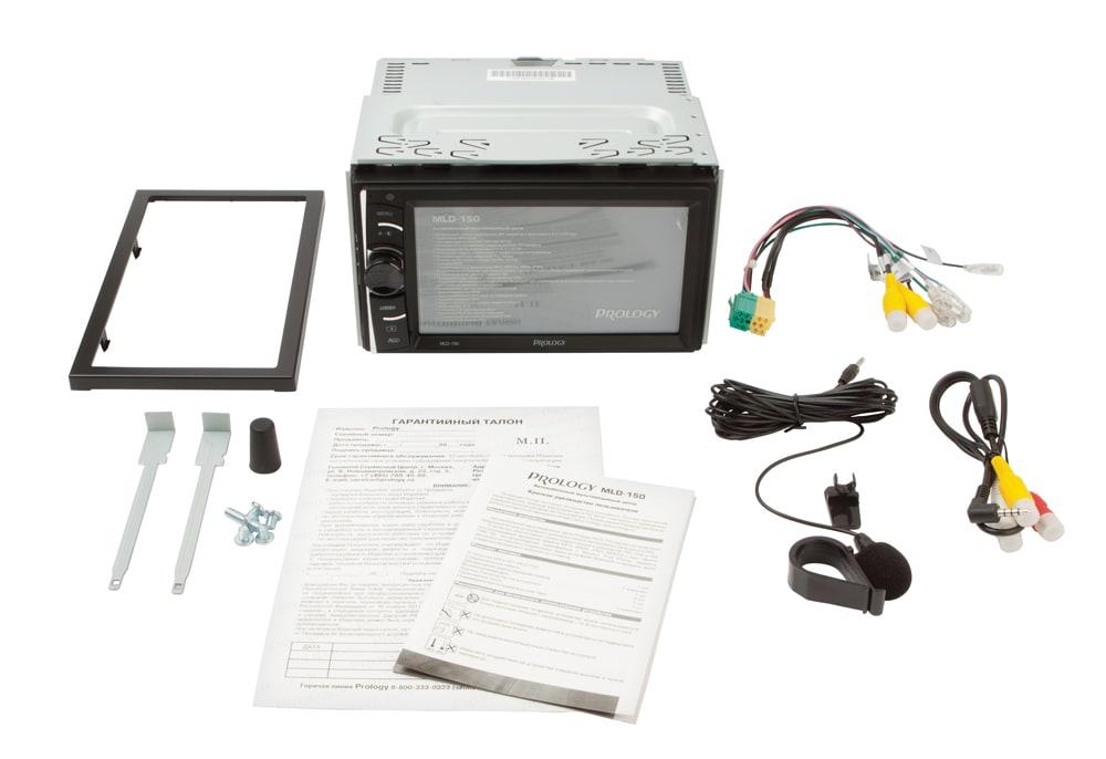 Автомагнитола Prology MLD-150 - фото 4