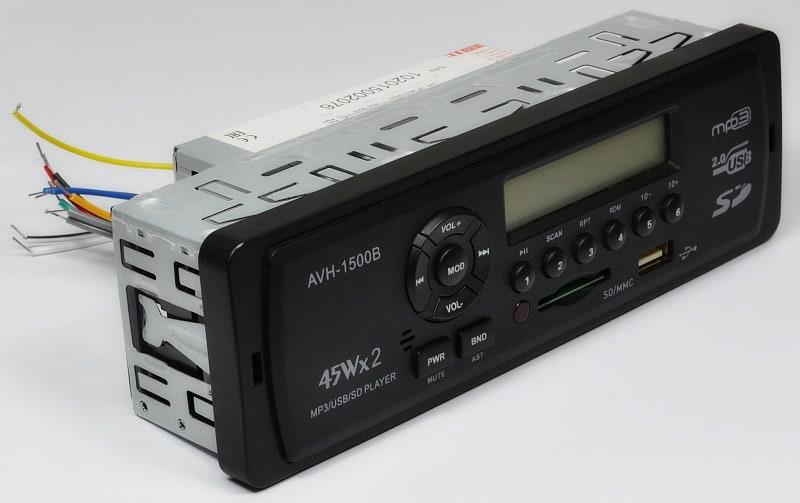 Автомагнитола Aces AVH-1501B - фото 3