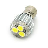 Светодиодная лампа Sho-me 1156-3SMD (желтый)