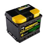 Moratti Automotive DIN 55 Ah о.п. (кубик)