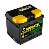 Moratti Automotive DIN 55 Ah п.п. (кубик)