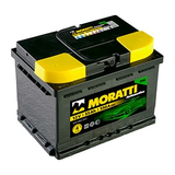 Moratti Automotive DIN 55 Ah п.п.