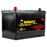 Moratti Automotive JIS 100 Ah п.п.