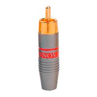 RCA разъём Tchernov Cable RCA Plug Junior Red