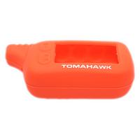 Защитный чехол для брелка Tomahawk TZ-9030 (красный)