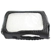 Защитный чехол для брелка Pandora DXL 3000 (чёрный, кожа)