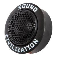 Твитер Kicx Sound Civilization T26