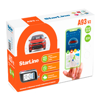 StarLine A93 v2 2CAN+2LIN ECO