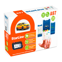 StarLine A97 GSM GPS