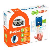 StarLine AS96 v2 BT 2CAN+4LIN LTE GPS
