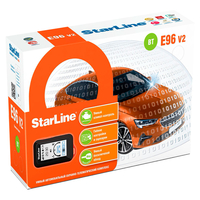 StarLine E96 v2 2CAN+4LIN 2SIM GSM+GPS