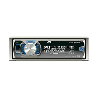 Цифровой ресивер JVC KD-X70BT