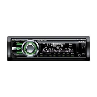 Sony CDX-GT647UI