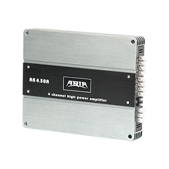 Четырехканальный усилитель ARIA AR4.50A