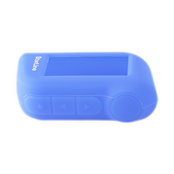 Защитный чехол для брелка StarLine A63/A66/A93/A96 (синий)