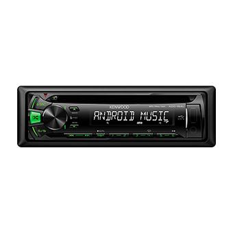 CD/MP3-ресивер Kenwood KDC-164UG