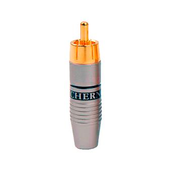 RCA разъём Tchernov Cable RCA Plug Junior Black
