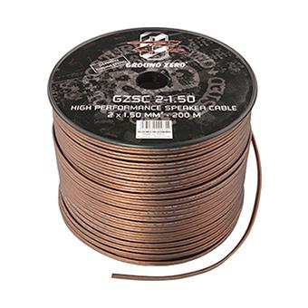 Акустический кабель Ground Zero GZSC 2-1.50