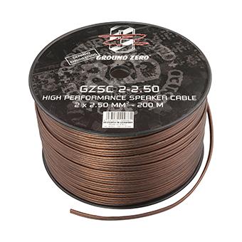 Акустический кабель Ground Zero GZSC 2-2.50