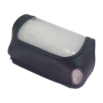 Кожанный чехол на Pantera SLK (чёрный, кожа)