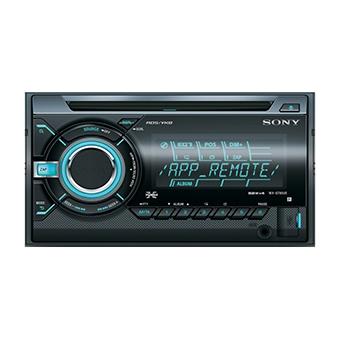 CD/MP3-ресивер Sony WX-GT80UE