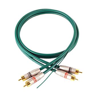 Межблочный кабель Tchernov Cable Junior IC RCA (5 м)