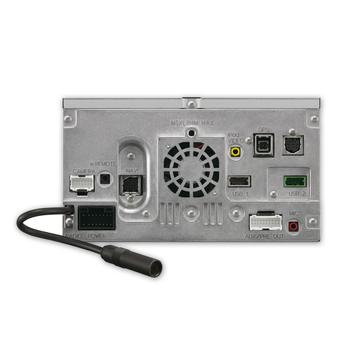 Мультимедийный ресивер Alpine ICS-X8