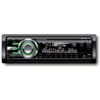 CD/MP3-ресивер Sony CDX-GT647UI