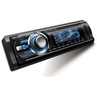 CD/MP3-ресивер Sony CDX-GT747UI