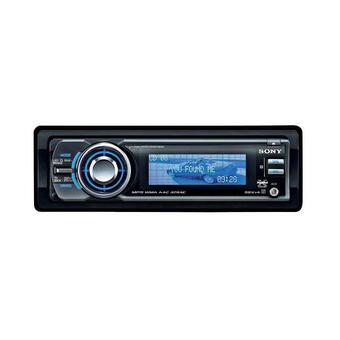 CD/MP3-ресивер Sony CDX-GT929U