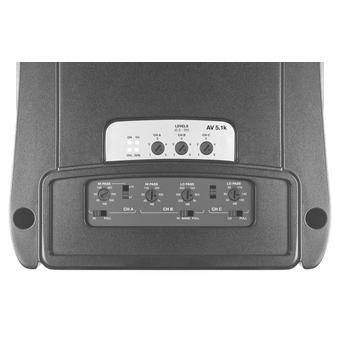 Пятиканальный усилитель Audison AV 5.1k HD