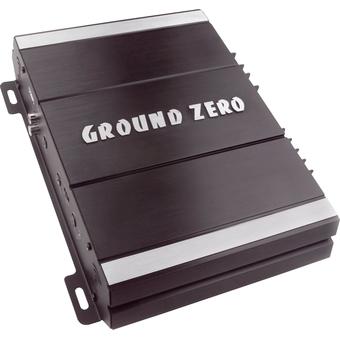 Двухканальный усилитель Ground Zero GZIA 2075HPX