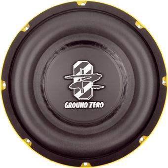 Пассивный сабвуфер Ground Zero GZRW 25SPL