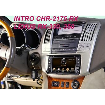 Штатная магнитола Intro CHR-2175