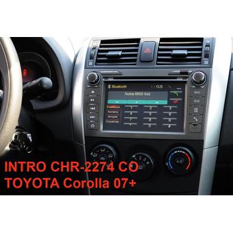 Штатная магнитола Intro CHR-2274