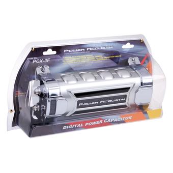 Конденсатор Power Acoustik PCX-3F