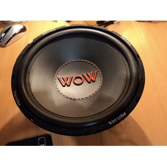 Пассивный сабвуфер Prology WOW-10F