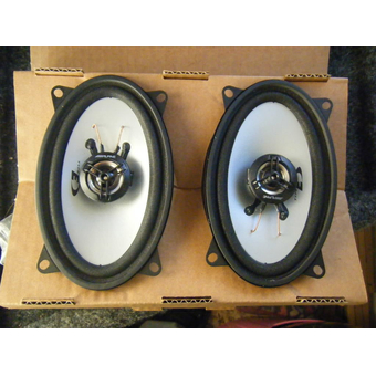 Коаксиальная акустика Alpine SXE-4625S