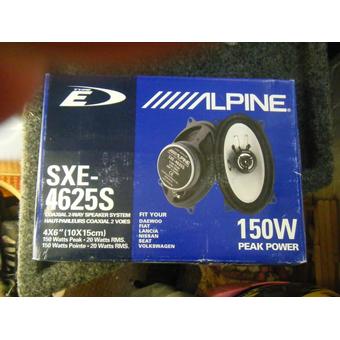Alpine SXE-4625S