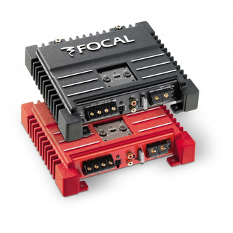 Focal Solid 2 Black/Red