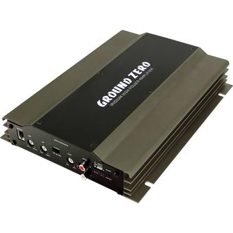 Двухканальный усилитель Ground Zero GZIA 2235HPX