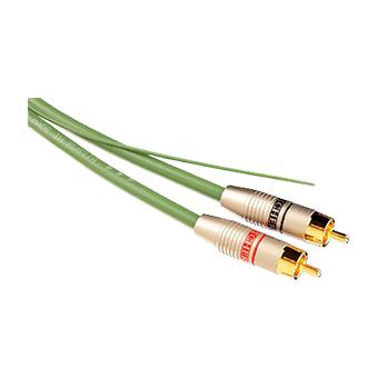 Межблочный кабель Tchernov Cable Standard 2 IC RCA (5 м)