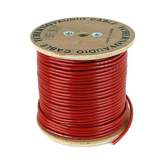 Tchernov Cable Junior DC Power 8 AWG (Red)