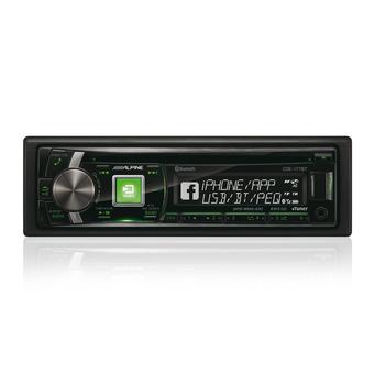 CD/MP3-ресивер Alpine CDE-177BT