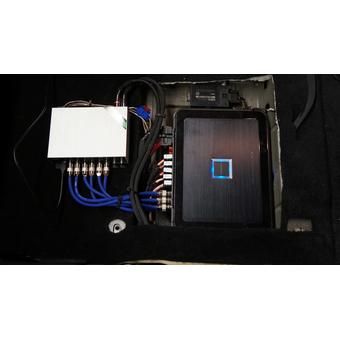Пятиканальный усилитель Alpine PDX-V9