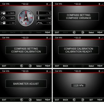 Штатная магнитола Intro CHR-6114