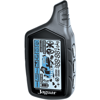 Автосигнализация с автозапуском Jaguar EZ-6