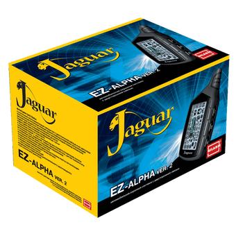 Автосигнализация с обратной связью Jaguar EZ-ALPHA