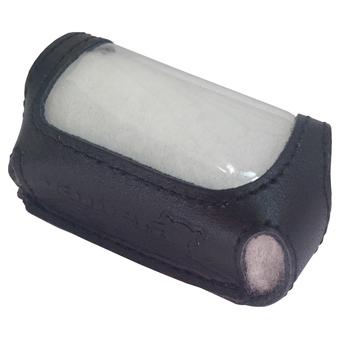 Кожаный чехол на Pantera SLK (чёрный, кожа)
